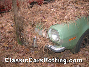 197 Ford Pinto Junk Car Removal Get An Offer In Minutes