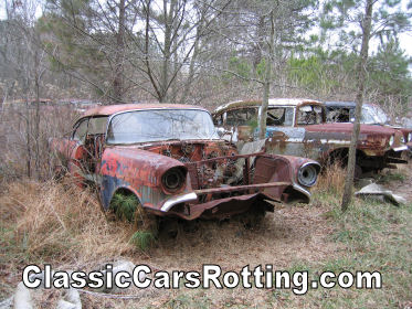 1957 Chevrolet Junk Car Removal Get An Offer In Minutes