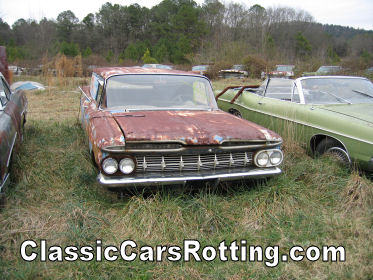1959 Chevrolet Sedan Delivery, Junk Car Removal, get an