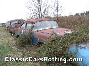 1956 Chevrolet Junk Car Removal Get An Offer In Minutes