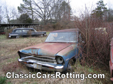 The Webmaster Says This Is A 1967 Chevrolet Nova Wagon