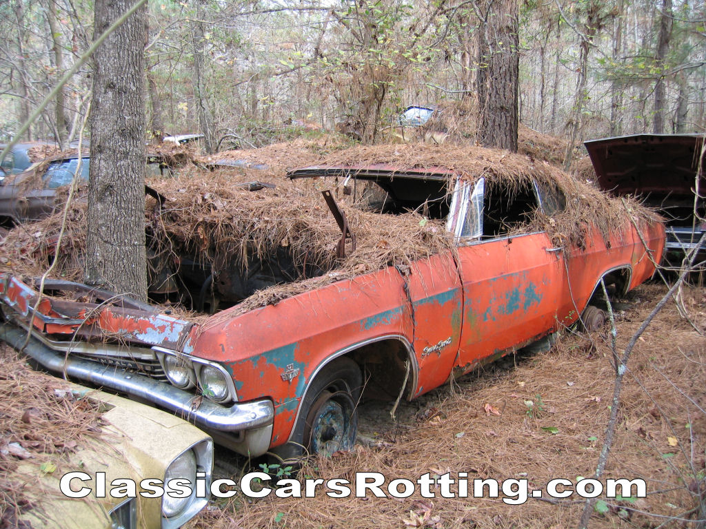 1965 Chevrolet Impala SS, Junk Car Removal, get an offer in minutes