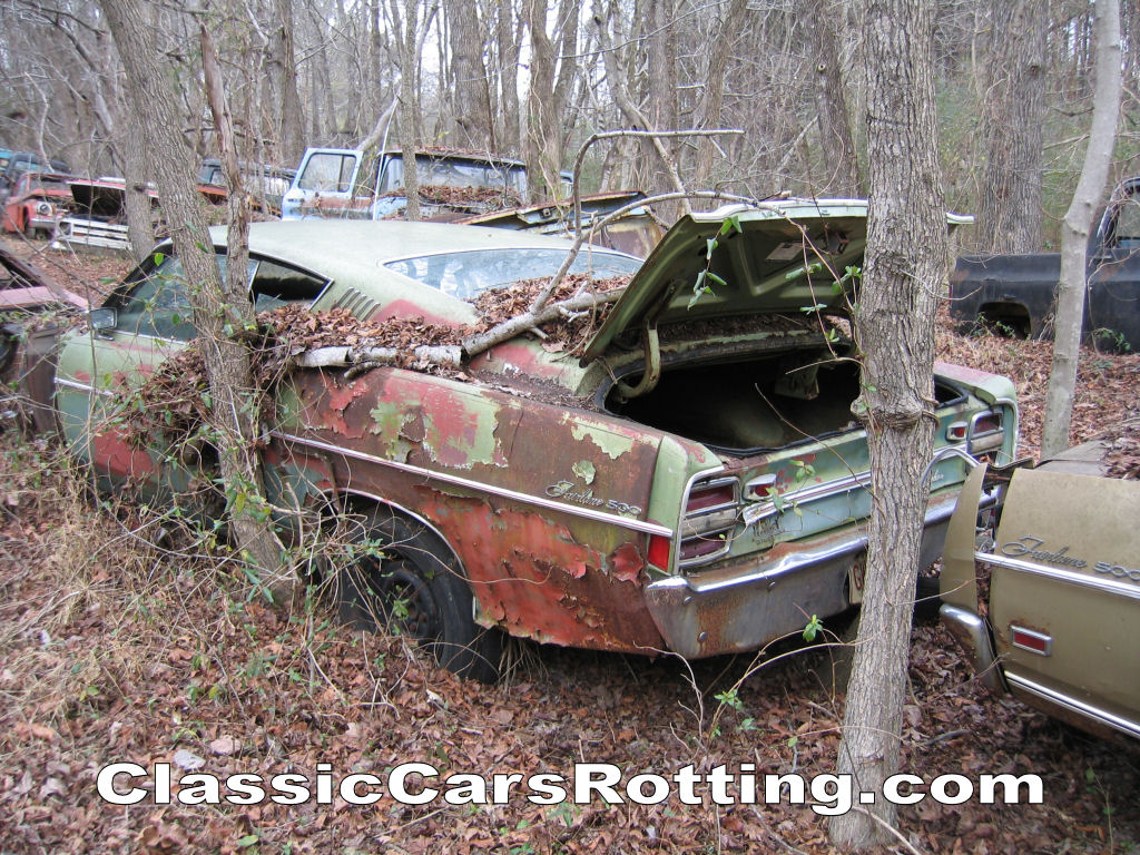 Other Photos Of 1969 Ford Fairlane 500 Fastback
